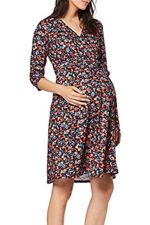 Dorothy Perkins Maternity Women's Wrap Dress-Ditsy Print