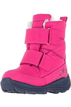 Kamik Unisex Kids' Pep Snow Boots, (Rose ROS)