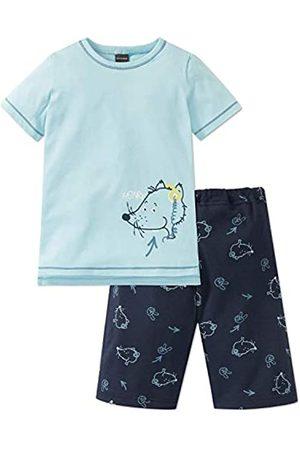 Schiesser Boys' Rat Henry Kn Anzug Kurz Pyjama Sets