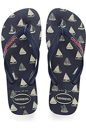 Havaianas Top Nautical, Men's Flip Flops, (Navy /Navy )