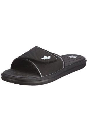 LICO Unisex Adults' Barracuda V Beach & Pool Shoes, (Schwarz/Silber Schwarz/Silber)