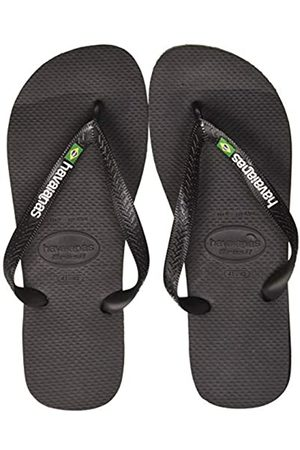 Havaianas Brasil Logo, Unisex Adults' Flip Flop Flip Flops, ( / )
