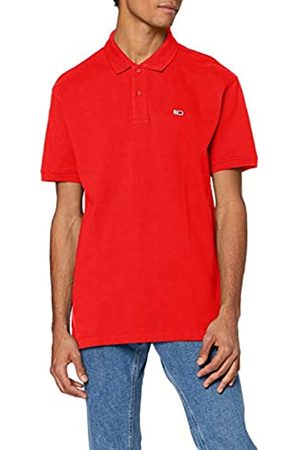 Tommy Hilfiger Men's TJM Classics Solid Stretch Polo Shirt