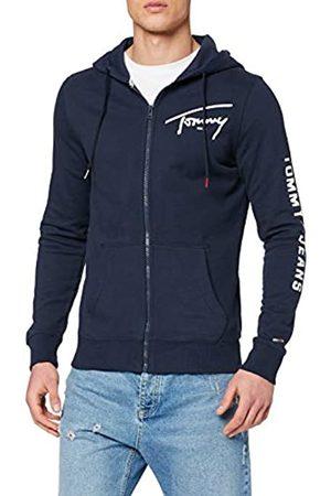 Tommy Hilfiger Men's TJM Tommy Script Zip Thru Sweatshirt