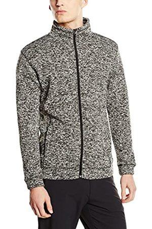 Stedman Apparel Men's Active Knit Fleece Jacket/ST5850 Sweatshirt