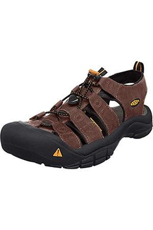 KEEN Mens NEWPORT Outdoor Sandals, (Bison)