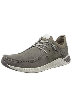Sioux Men's Grash-h201-47 Low-Top Sneakers, (Piombo 002)