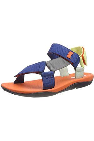 Camper Men's's Match Open Toe Sandals, Mehrfarbig (Multi-Assorted 999)
