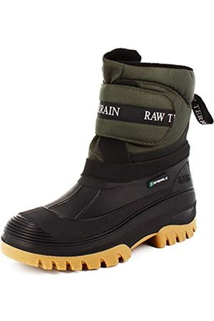 Spirale Unisex Adults' TOMMY Warm lined snow boots half length