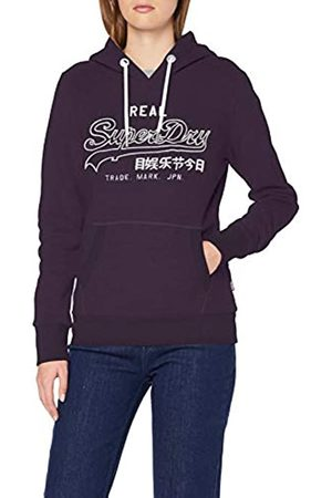Superdry Women's Vintage Logo Emb Outline Entry Hood Hoodie