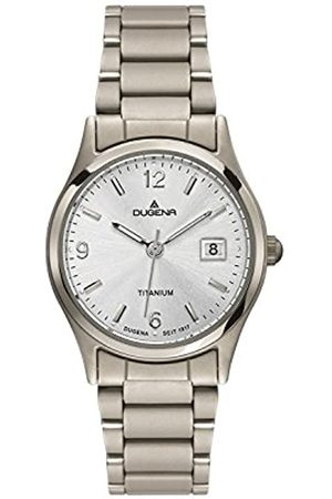 DUGENA Classic Ladies Watch Quartz Watch with Metal Strap 4460332