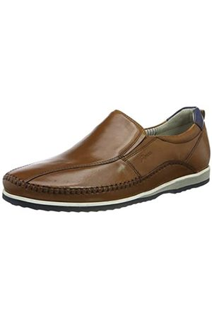 Sioux Men's Hajoko-700 Mocassins, (Cognac 003)