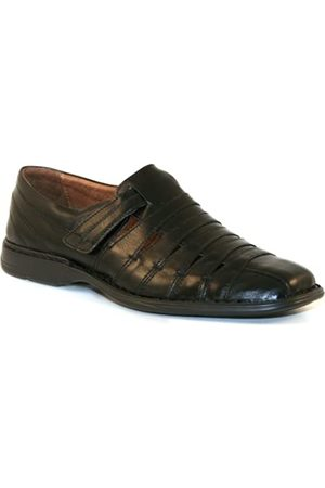 Josef Seibel Men's Steven Leather Slip-on, (Schwarz)