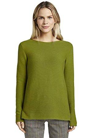 TOM TAILOR Women's Ottoman Struktur Sweater