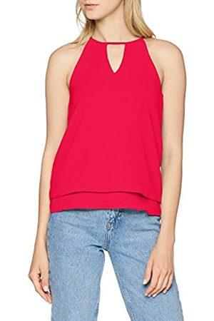 Only NOS Women's Onlmariana Myrina S/l Top Noos Wvn Plain Vest