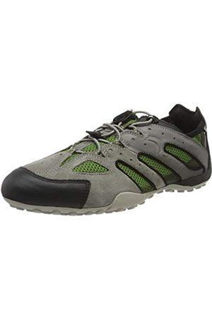 Geox Men's Uomo Snake J Low-Top Sneakers, ( /Dk C1314)