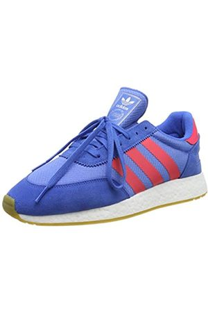 adidas Men's I-5923 Gymnastics Shoes - (True /Shock /Gum 3 True /Shock /Gum 3) - 8.5 UK