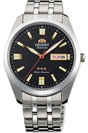 Orient Unisex Adult Analogue Automatic Watch with Stainless Steel Strap RA-AB0017B19B