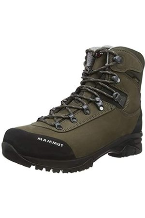 Mammut Men's Trovat Advanced High GTX Rise Hiking Shoes, (Bark- 0594)