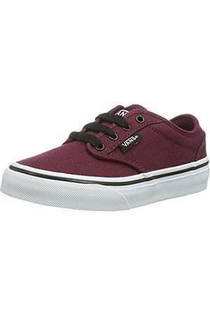 Vans Atwood, Unisex-Child Low-Top Sneakers Low-Top Sneakers, (Canvas/Oxblood/ )