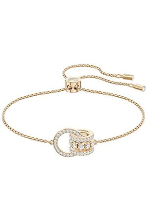 Swarovski Women's Rose-gold tone plated Further Bracelet 5501092