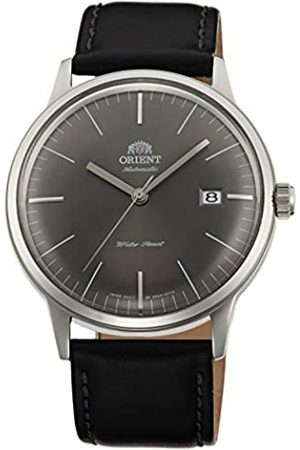 Orient Mens Analogue Automatic Watch with Leather Strap FAC0000CA0