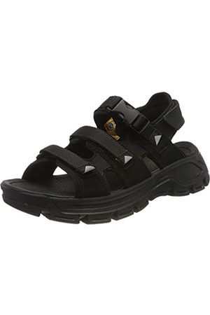 Cat Footwear Men's PROGRESSOR Buckle Gladiator Sandals, ( / -Wild Dove )