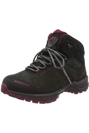 Mammut Women's Nova Iii Mid GTX High Rise Hiking Shoes, ( -Dark Sundown 00462)