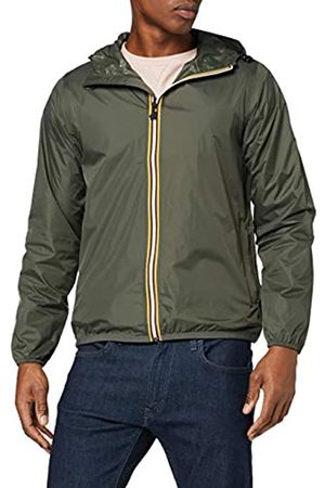 K-Way Men's Le VRAI Claude Raincoat