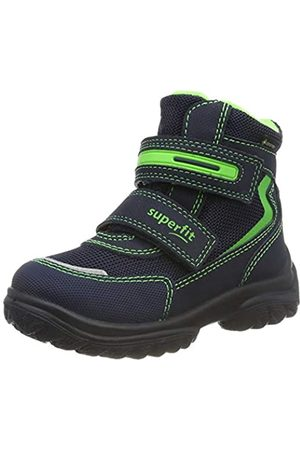 Superfit Boys' Snowcat Snow Boots, ( /Grün 80)