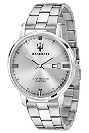 Maserati Men's Watch, Eleganza Collection, Quartz Movement, Three Hands Version with Date