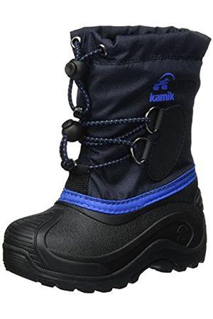 Kamik Unisex Kids' Southpole4 Snow Boots, (Navy)