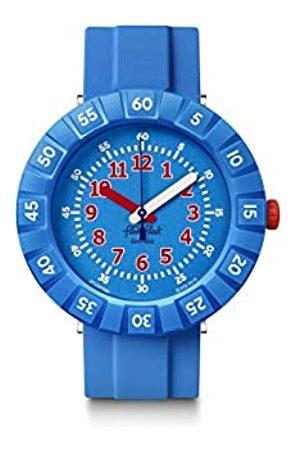 Flik Flak Swiss Quartz Watch with Plastic Strap FCSP096