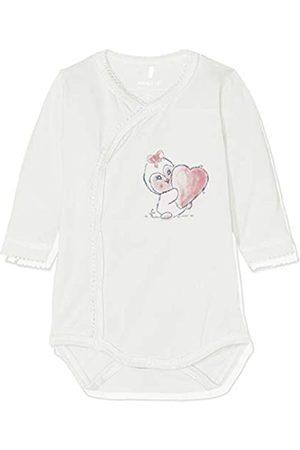 Name It Baby Girls Nbfdamita Ls Shirt Body Romper
