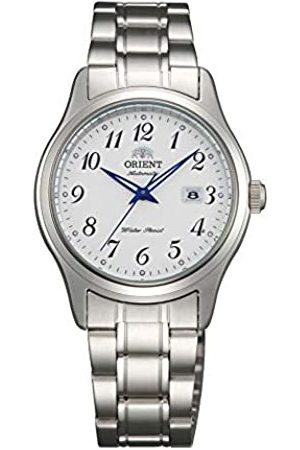 Orient Womens Analogue Automatic Watch with Stainless Steel Strap FNR1Q00AW0