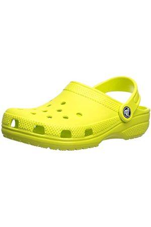 Crocs Kids' Classic Clog, (Citrus 738)
