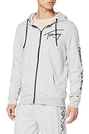 Tommy Jeans Men's TJM Tommy Script Zip Thru Sweatshirt
