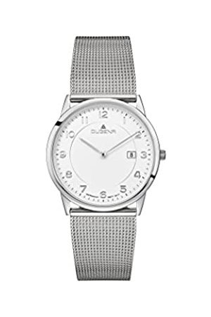 Dugena Men's Analogue Quartz Watch with Stainless Steel Strap 4460740