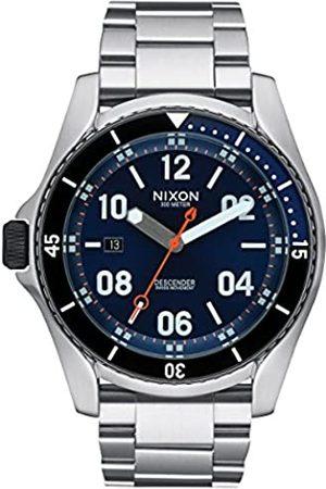 NIXON Unisex Watch Descender Analogue Quartz Stainless Steel A959 – 1258 00