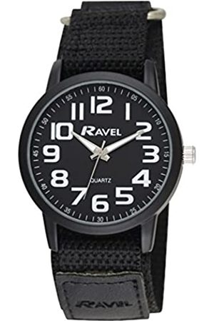 Ravel Men's Analogue Quartz Watch with Nylon Strap R1601.64.33