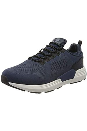 Dockers Men's 46fz001-706660 Low-Top Sneakers, (Navy 660)