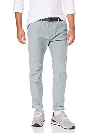Scotch & Soda Men's Stuart-Classic Garment-Dyed Twill Chino Trouser