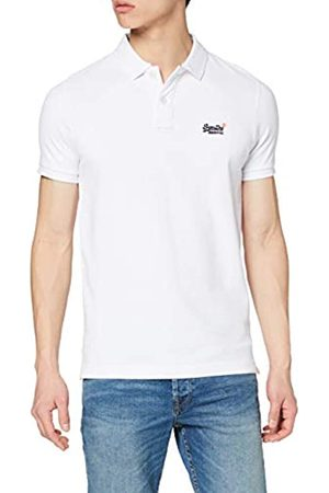 Superdry Men's Classic S/s Pique Polo Shirt