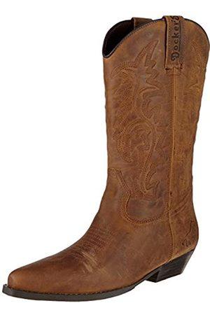 Dockers Men's 43bl001 Cowboy Boots, (Braun 300)