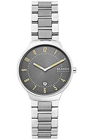 Skagen Mens Analogue Quartz Watch with Stainless Steel Strap SKW6523