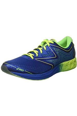 ASICS Men's Noosa FF, Men's Running Shoes, Multicolor (Imperial/safety / Gecko)