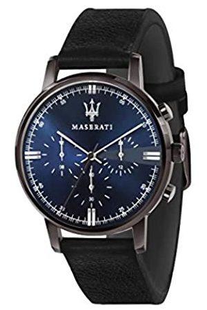 Maserati Men's Watch, Eleganza Collection, Quartz Movement, Multifunctional, Stainless Steel