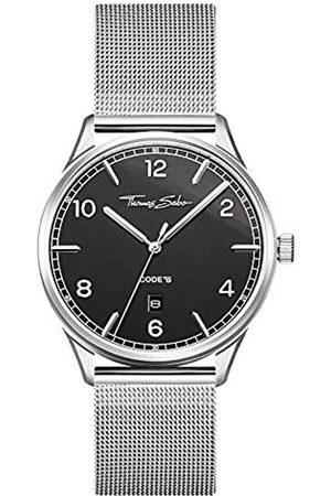 Thomas Sabo Unisex-watch CODE TS Stainless steel WA0339-201-203-40 mm