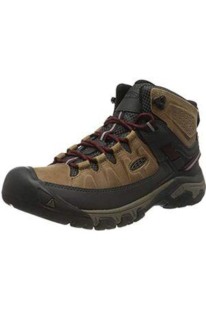 Keen Men's Targhee III MID WP Hiking Boot, Brindle/Magnet