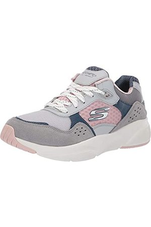 Skechers Women's MERIDIAN-CHARTED Trainers, ( Gypk)